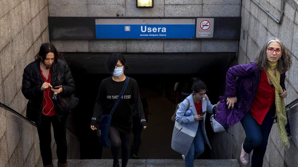 Коронавірус в Іспанії
