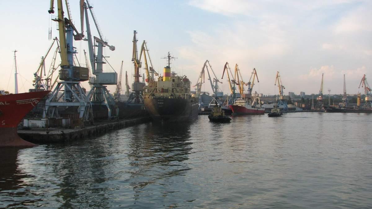 Подозрение на коронавирус на судне под Бердянском