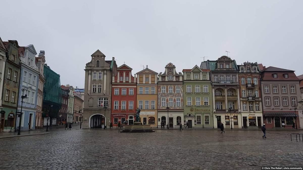 Коронавірус Польща в яких містах – смерть від коронавірус