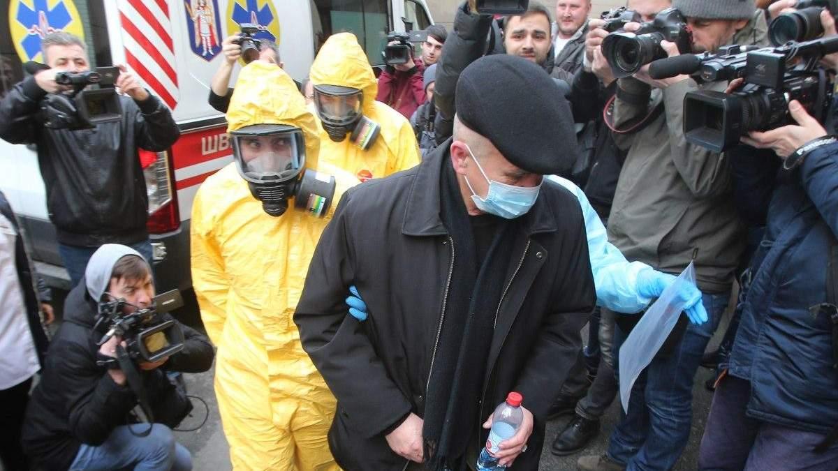 Украина готова к противодействию коронавирусу