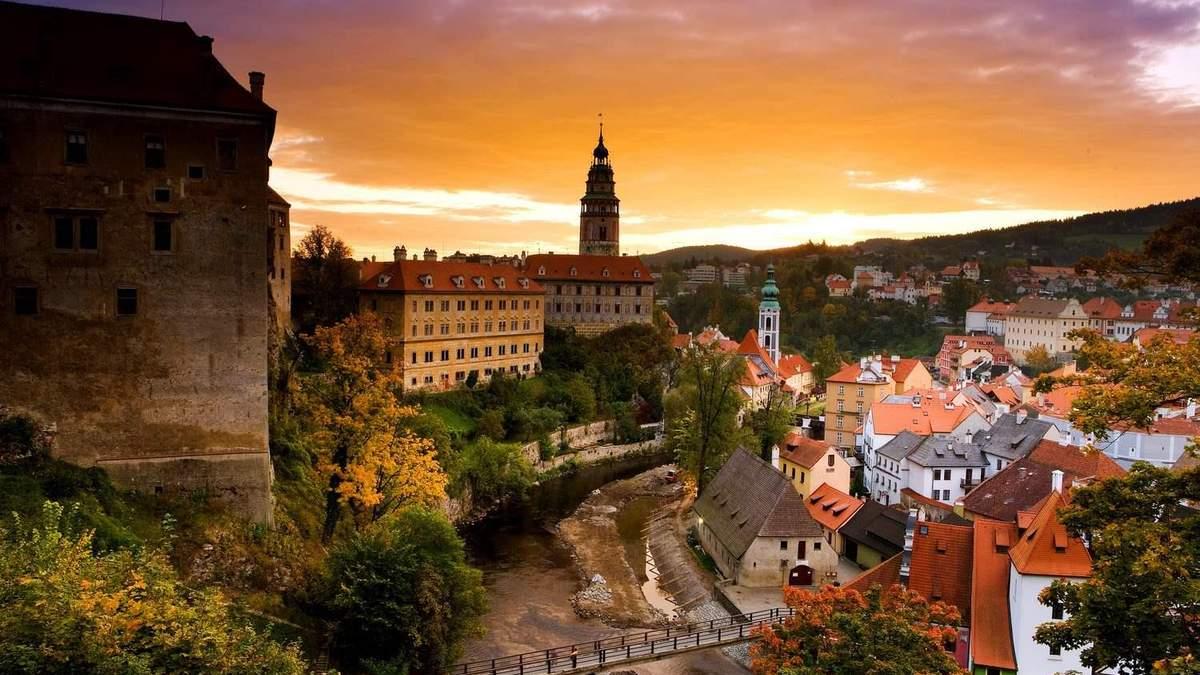 Чрезвычайное положение в Чехии