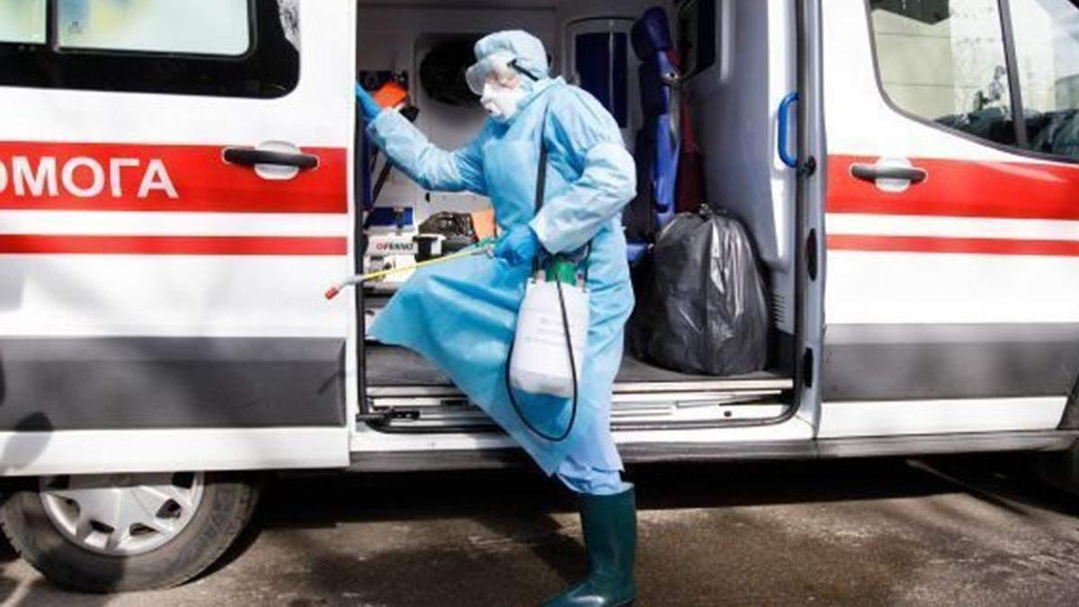 Жінка, у якої виявили коронавірус, контактувала з людьми