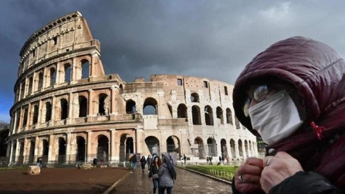 Коронавірус в Італії