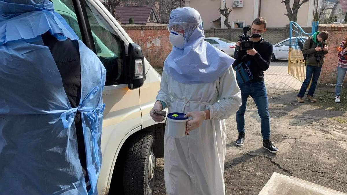 Радомишль коронавирус – изоляция 22 человек: новости