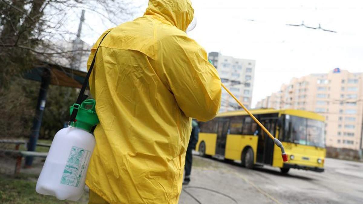В громадському транспорті високі ризики зараження коронавірусом