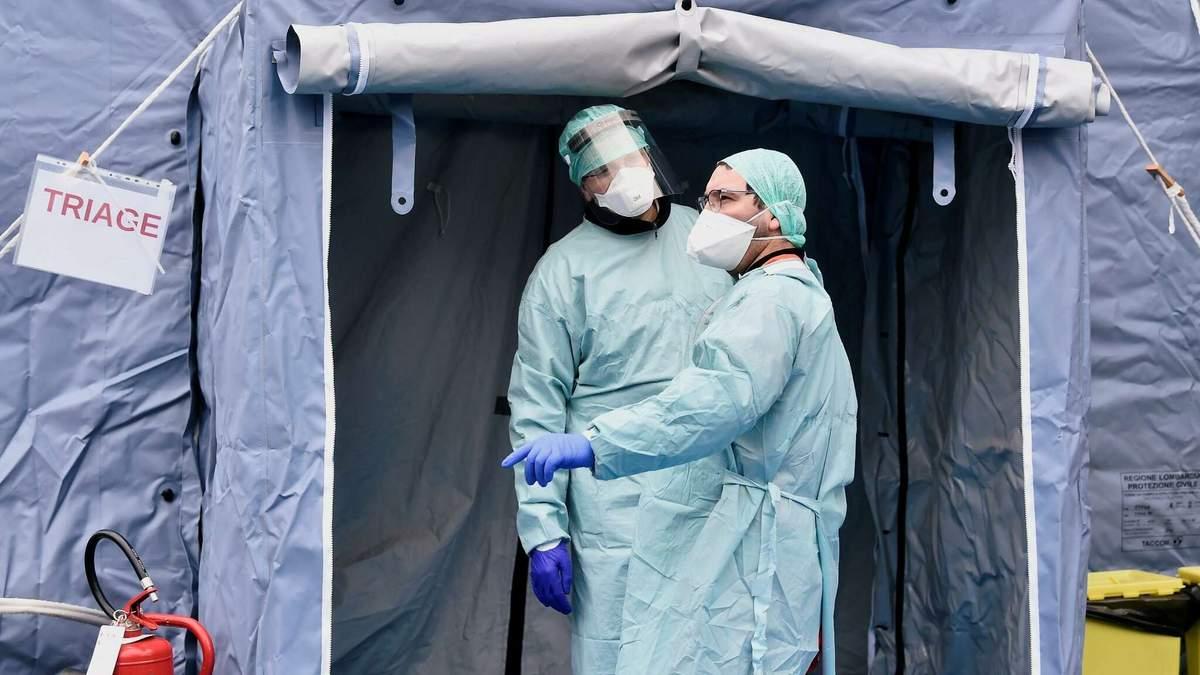Коронавирус убил свыше тысячи людей в Италии