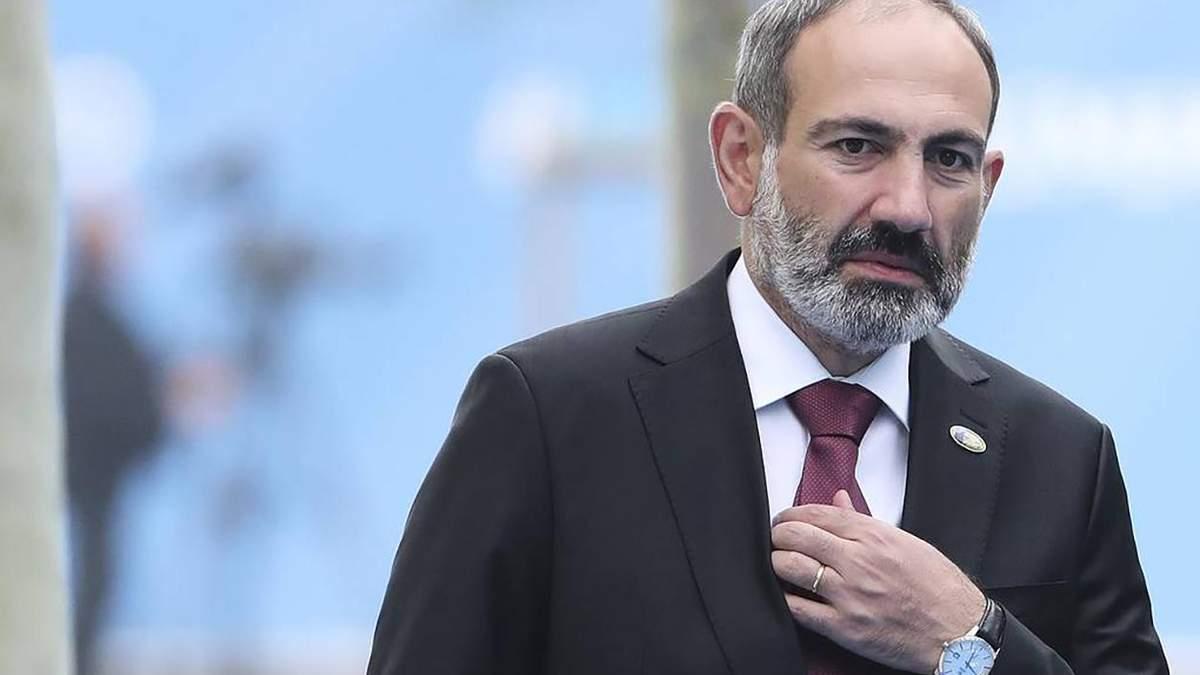 У Вірменії вже 28 хворих на коронавірус, – Пашинян