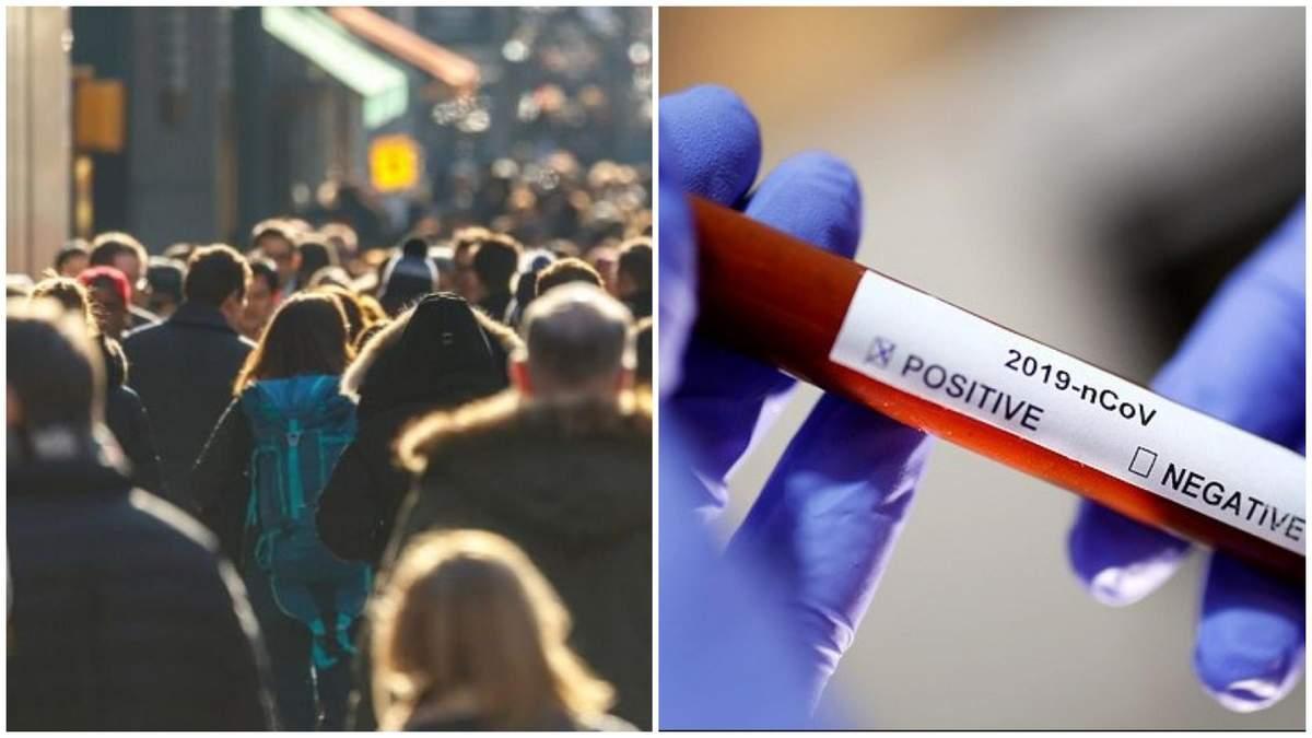 Скільки українців за кордоном хворіють на COVID-19
