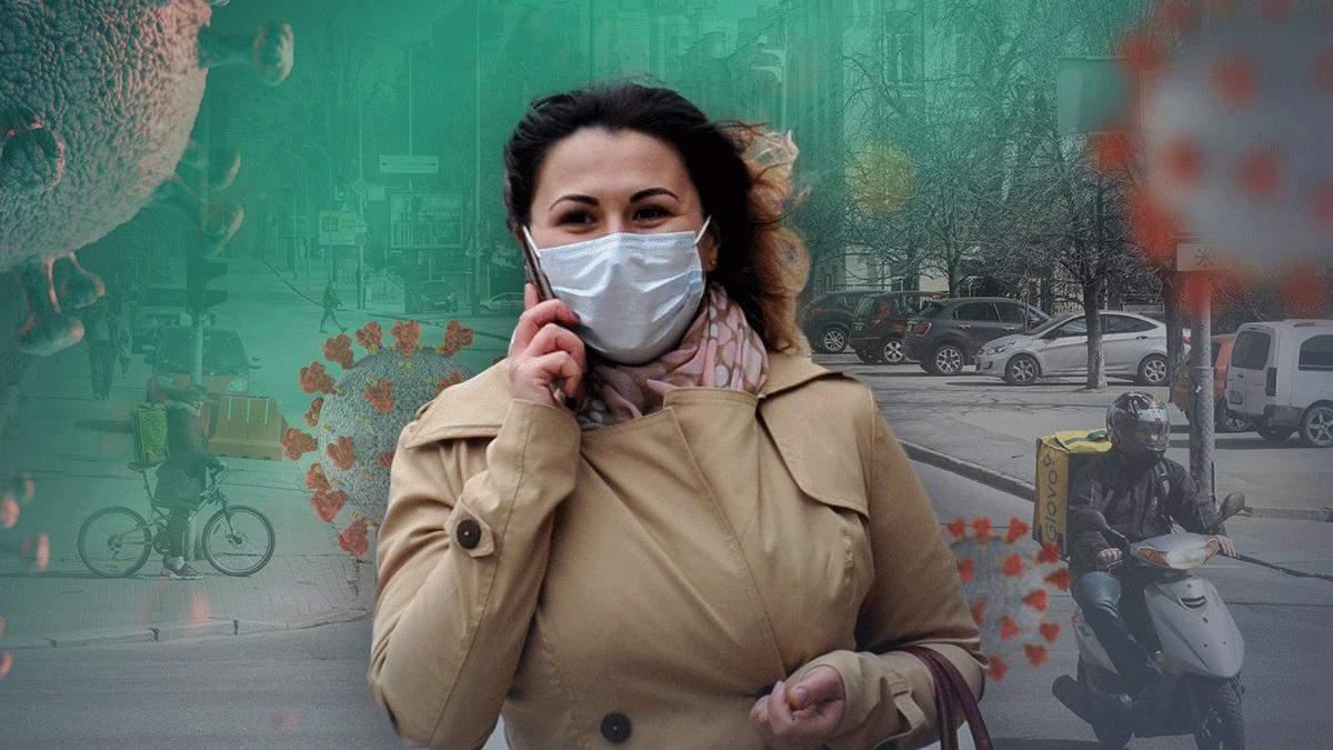Коронавірус Україна 2020 – скільки заражених на коронавірус