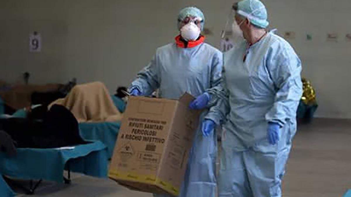 Лікарі змушені обирати, кого рятувати: шокуючі деталі про коронавірус в Ломбардії