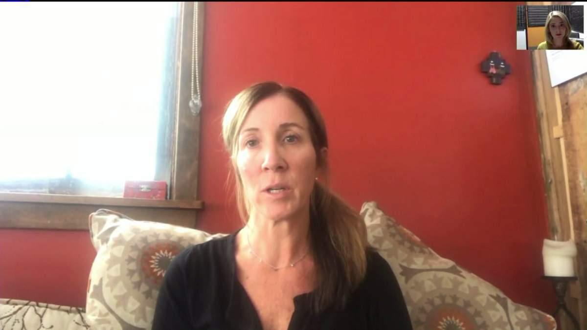 Ліза Мерк медсестра з США про коронавірус