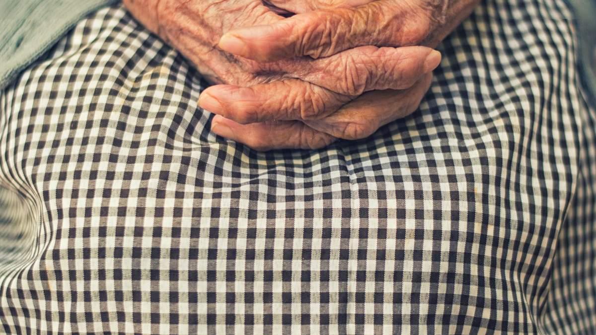 Еда для пожилых людей в Украине