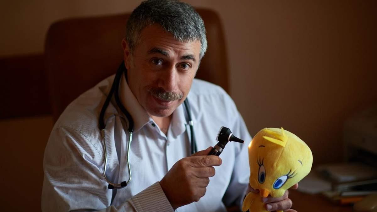 Доктор Комаровский и Карантин Украина – опасные советы
