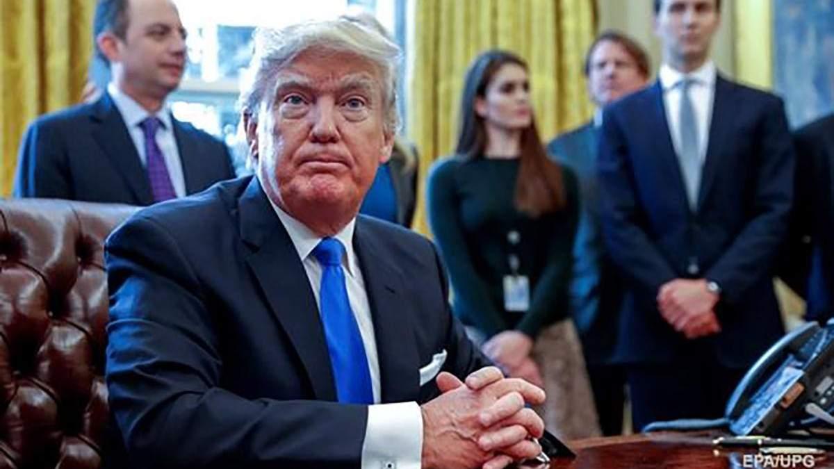 Трамп готується до затяжної пандемії коронавірусу: деталі плану дій США