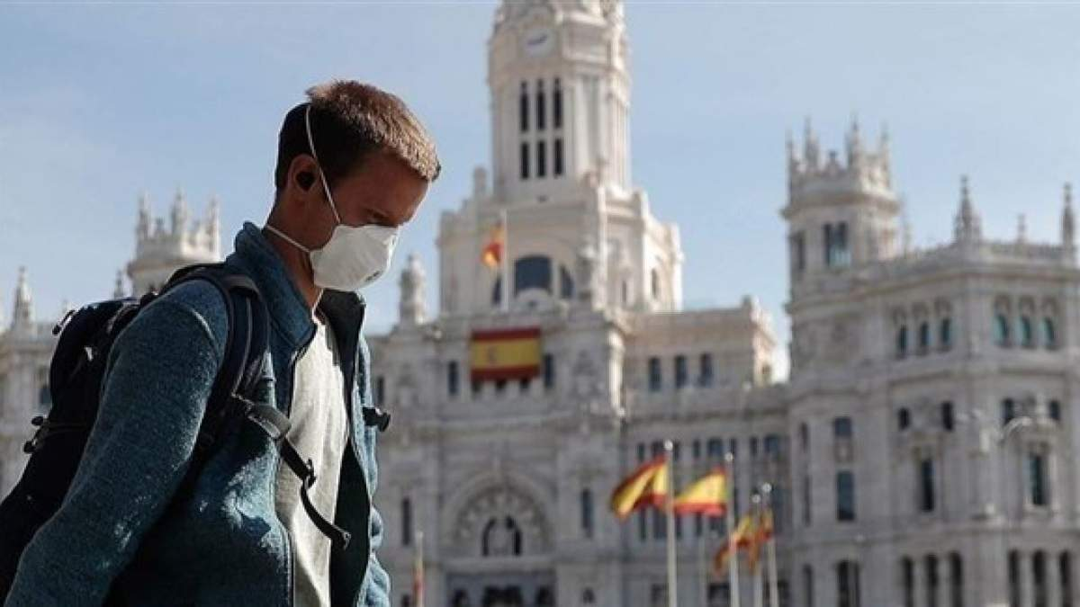 Коронавірус в Іспанії поширюється неймовірними темпами