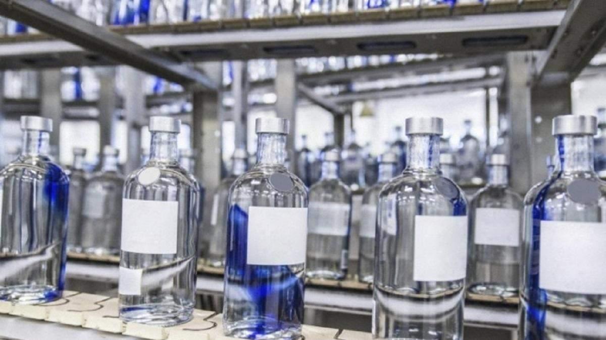 Заборона експорту спирту
