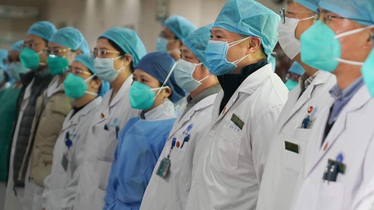 Смертность в Китае меньше, чем в других странах