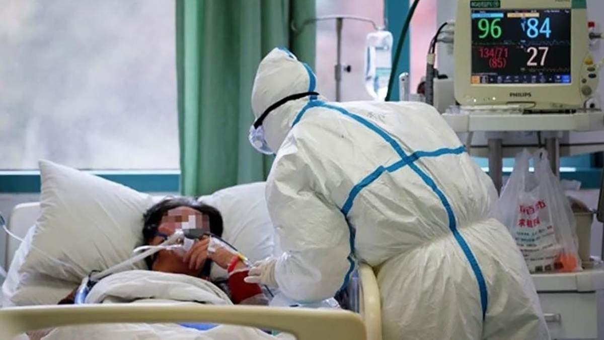 В Ивано-Франковске умерла женщина, у которой подтвердили коронавирус