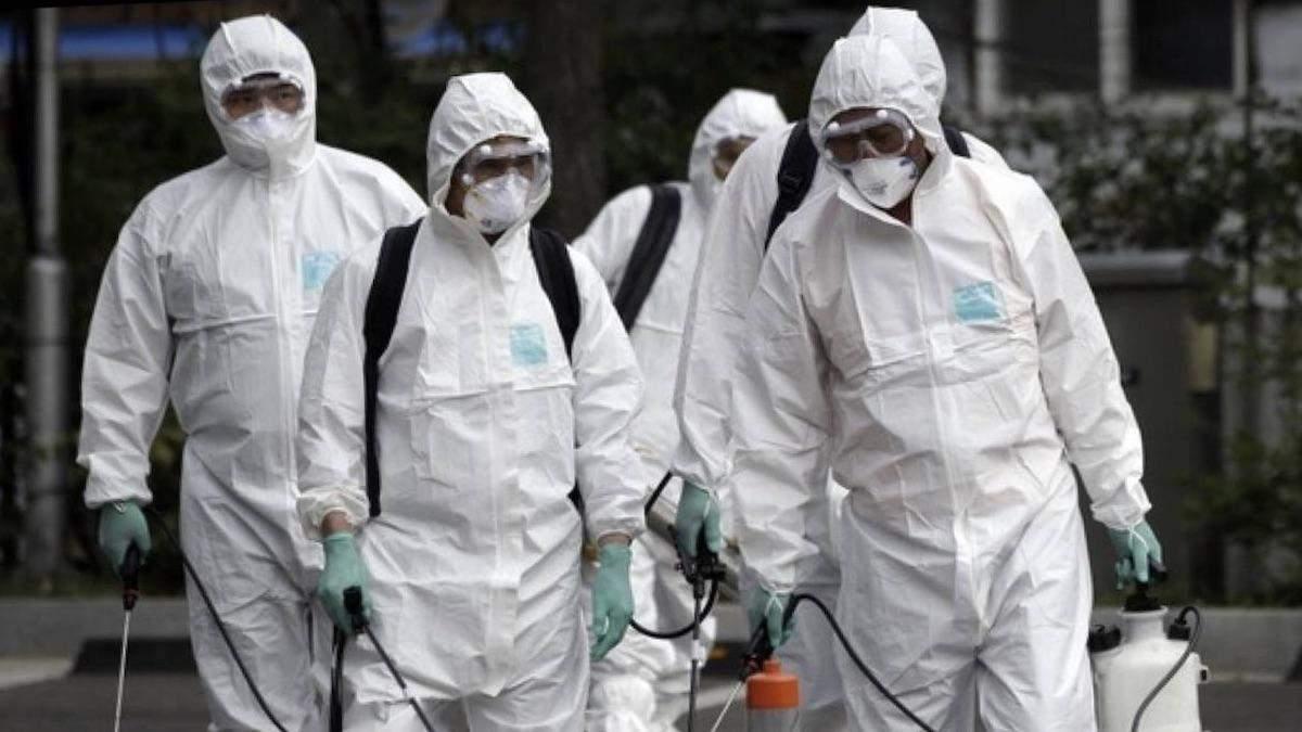 У Китаї не фіксують випадків зараження коронавірусом