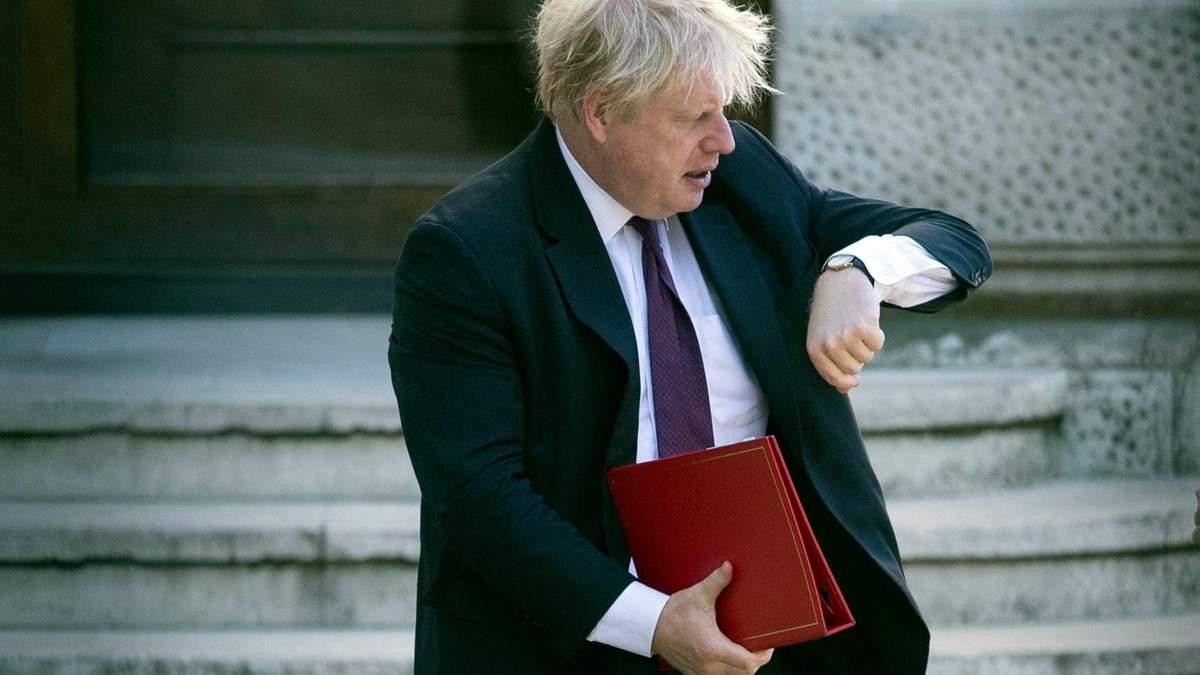 Борис Джонсон надеется, что коронавирус удастся побороть в ближайшее время