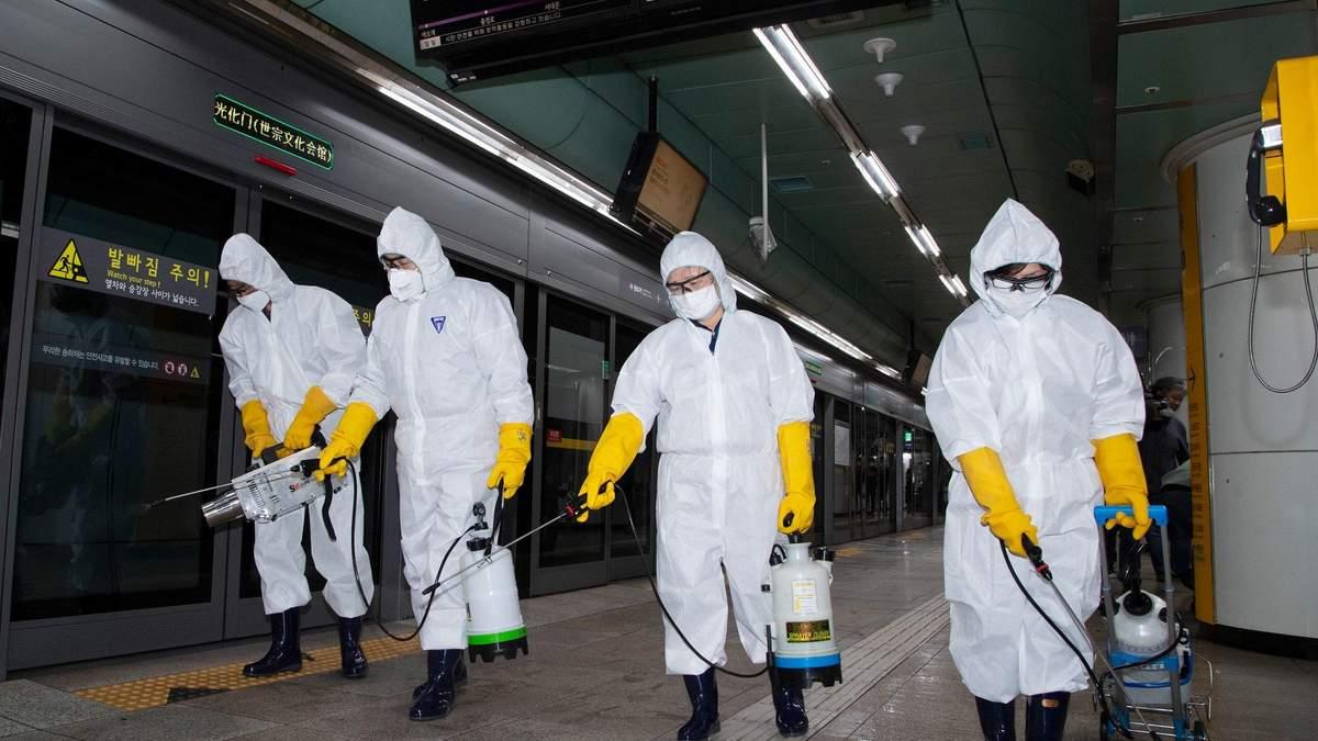 Коронавірус у Південній Кореї: як вдалося взяти під контроль спалах захворювання у країні