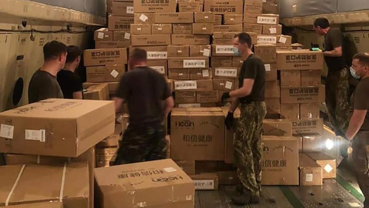 Китайські тести на коронавірус вже летять в Україну: коли їх очікувати – відео