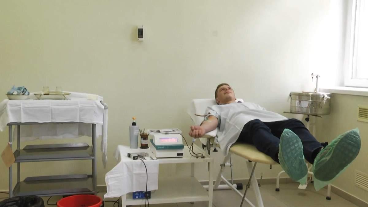 Донорство під час карантину: медики б'ють на сполох
