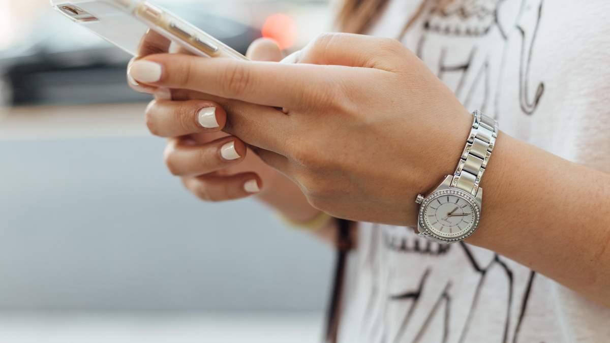 Коронавірус може передаватися через смартфон