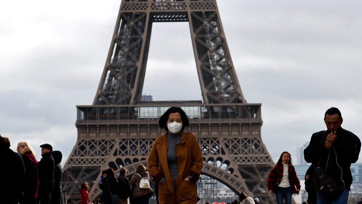 У Китаї прогнозують, що пандемія коронавірусу в Європі триватиме 2 роки