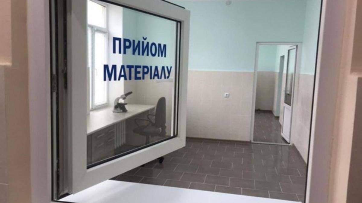 Инфекционное отделение с 25 кроватями