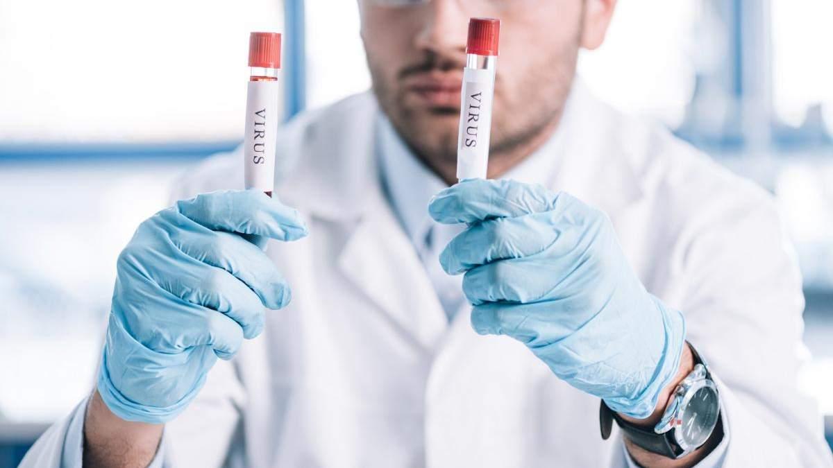 Розробили новий аналіз крові, який покаже реальний масштаб пандемії