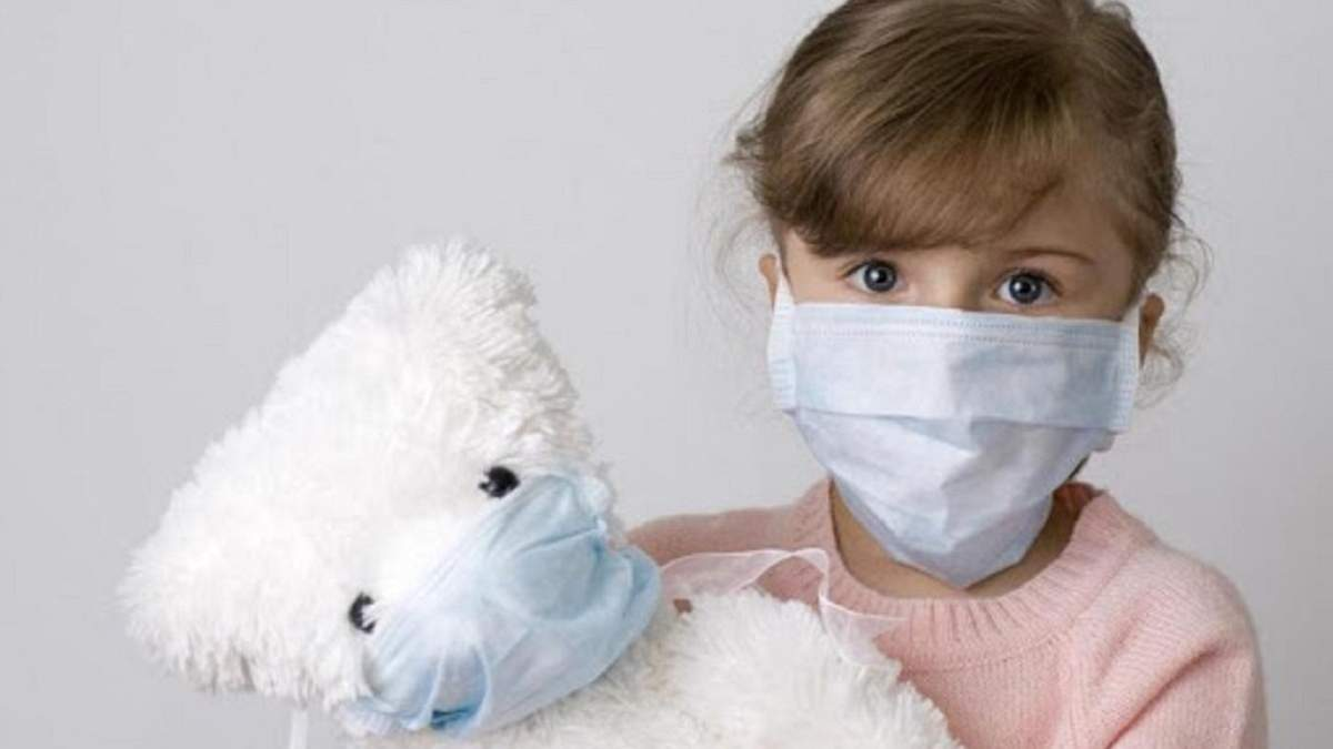 Врач рассказала, почему дети реже болеют коронавирусом, чем взрослые