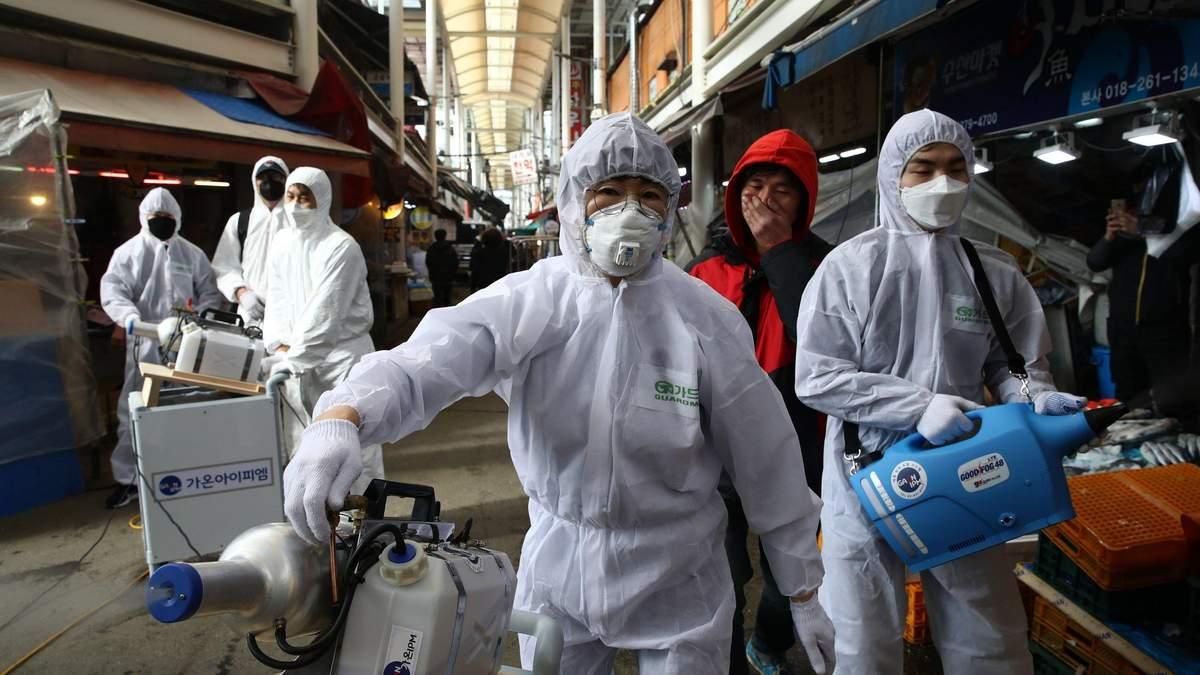 У Німеччині почали приймати хворих на коронавірус пацієнтів з Італії