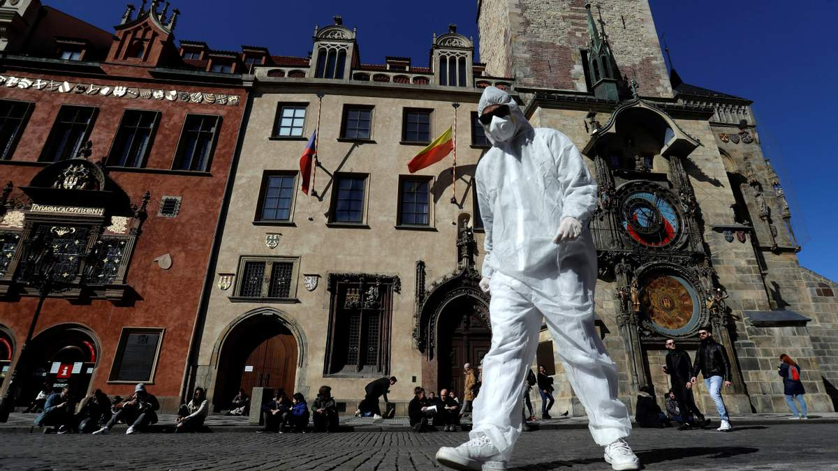 В Іспанії від коронавірусу померло більше людей, ніж в Китаї