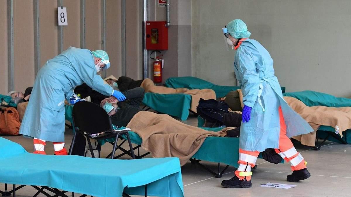 Коронавірус в Італії 25 березня 2020 – останні новини Італії