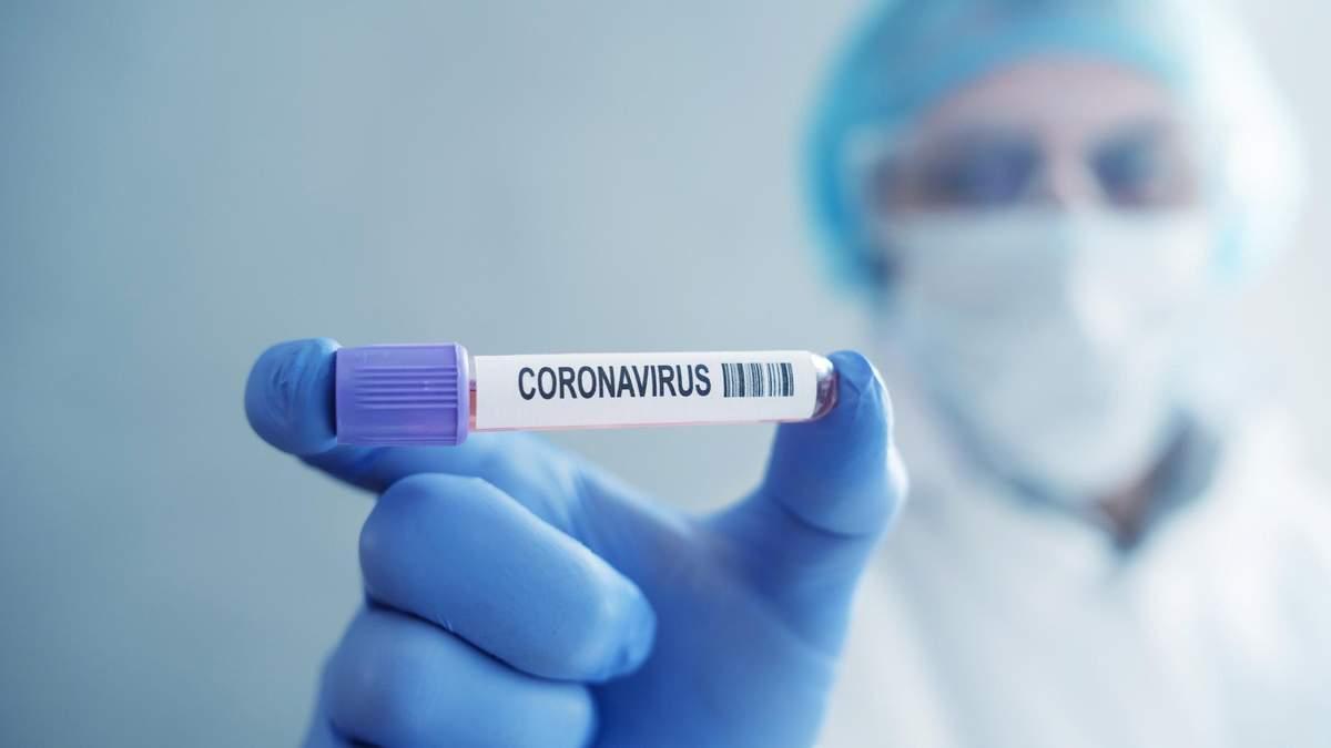 На Сумщине впервые зафиксировали коронавирус