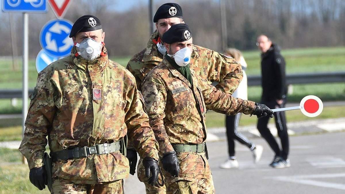 Коронавірус в Італії 26 березня 2020 – останні новини Італії