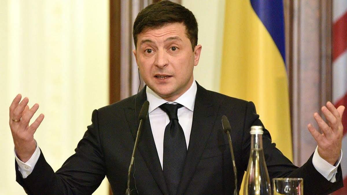Політики будуть лікуватися у палатах, які самі ж збудували, без VIP-умов, – Зеленський