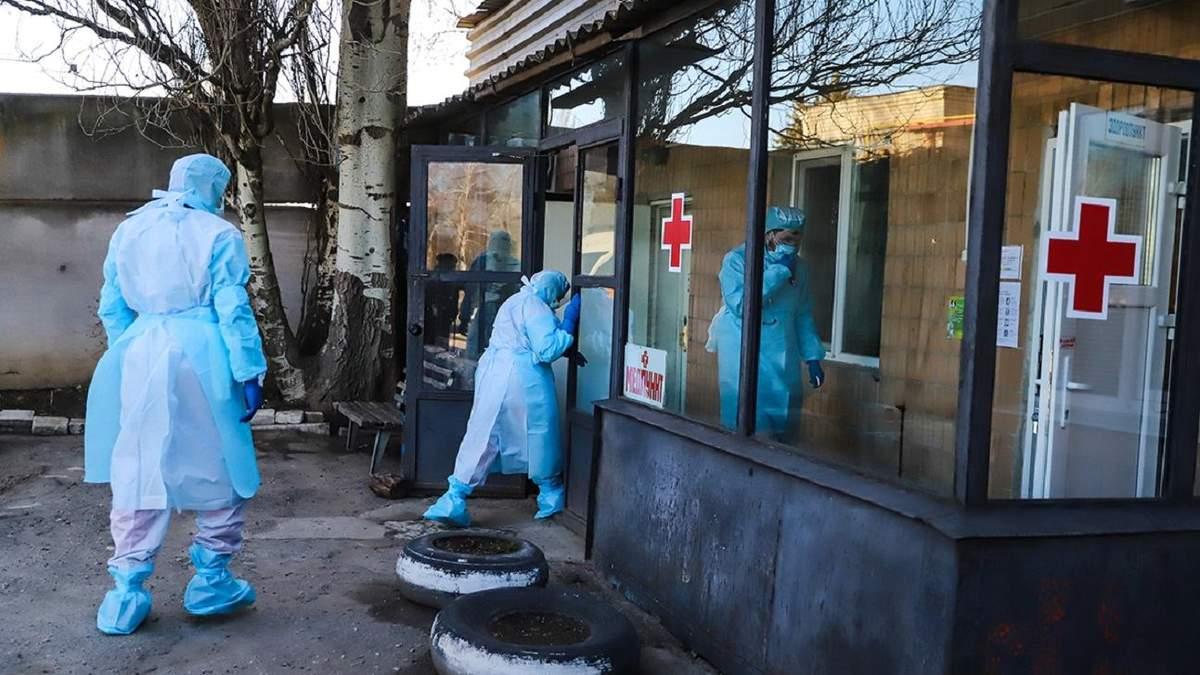 На Закарпатті підтвердили перший випадок коронавірусу