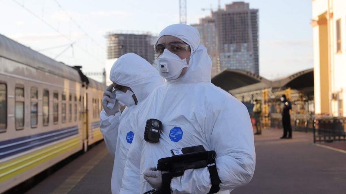 Сколько больных коронавирусом в Украине