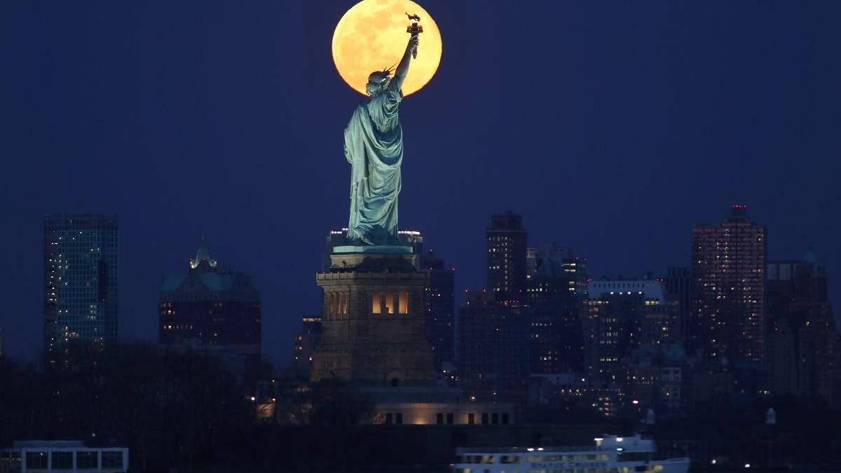 У Нью-Йорку з коронавірусом поки найважче