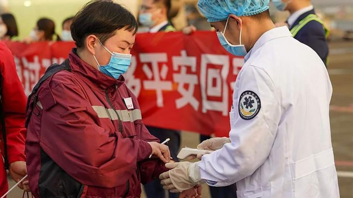 Коронавірус в Китаї – закриття кордону з 28 березня 2020