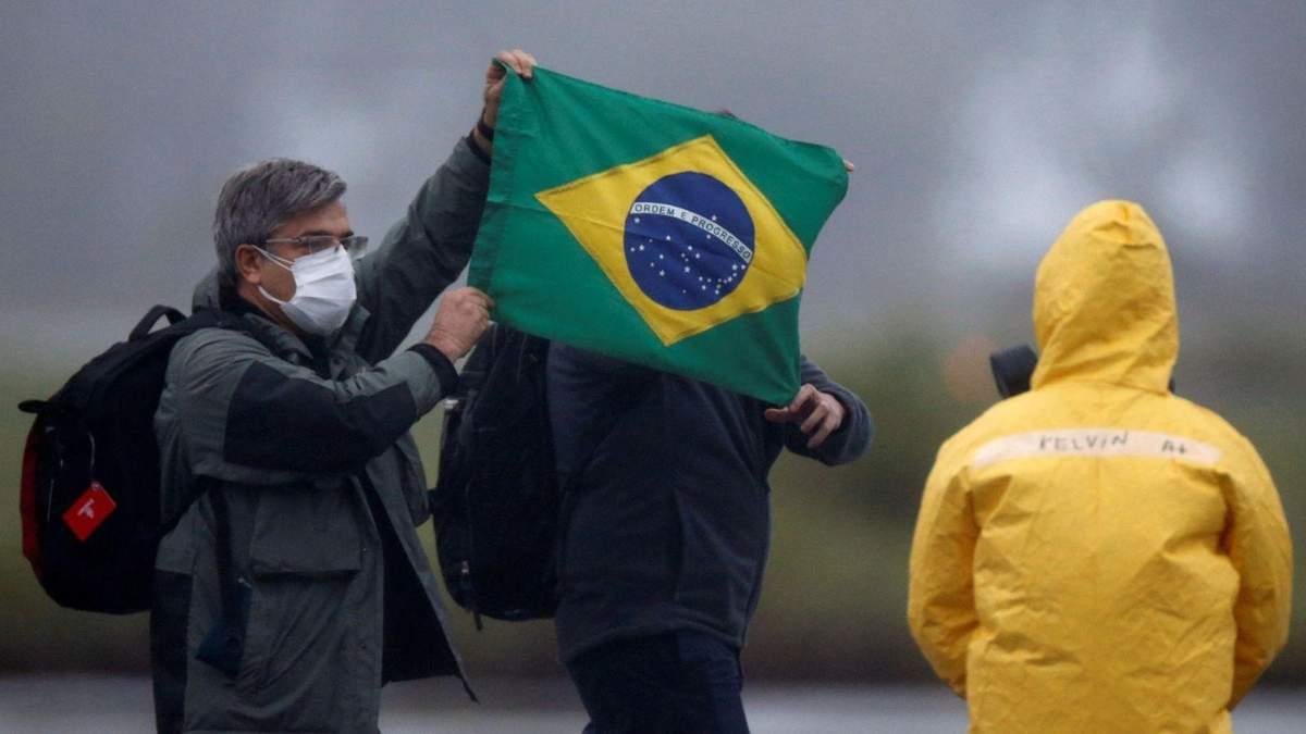 Коронавірус в Бразилії
