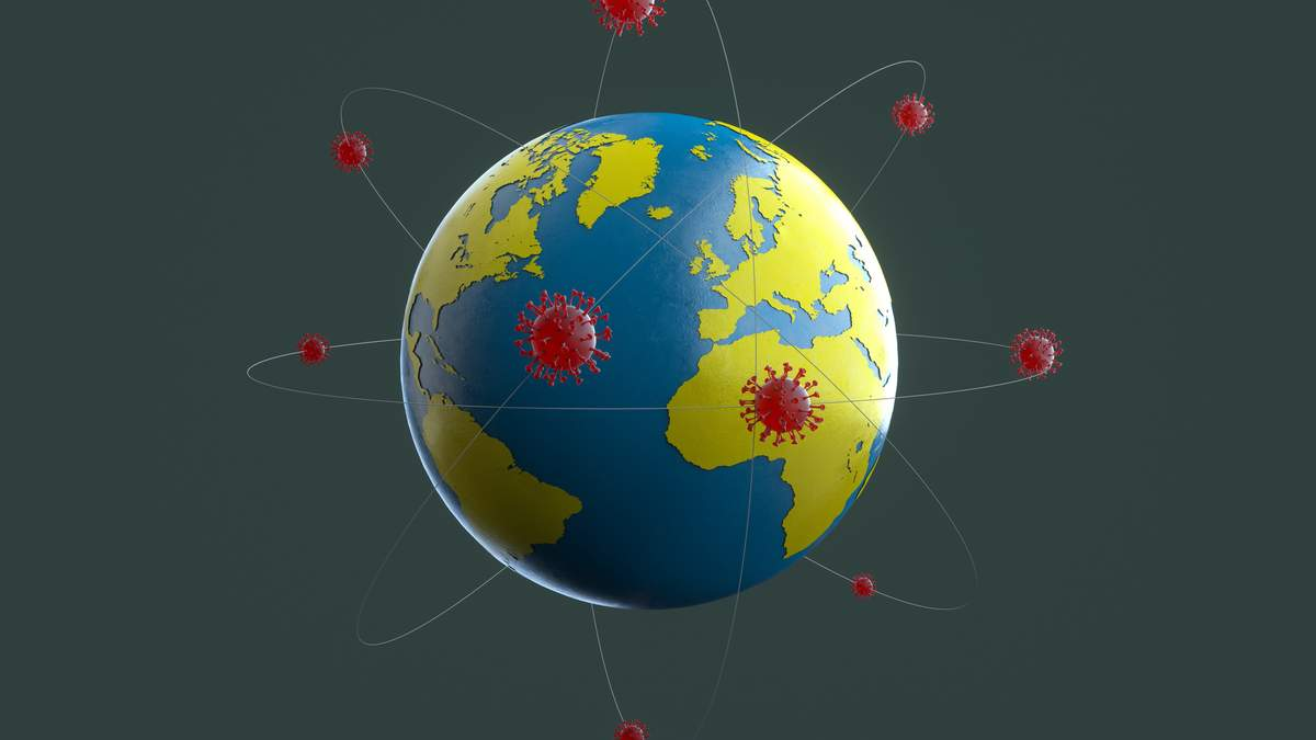 Коронавирус COVID-19 – статистика заболеваемости и смертности в мире