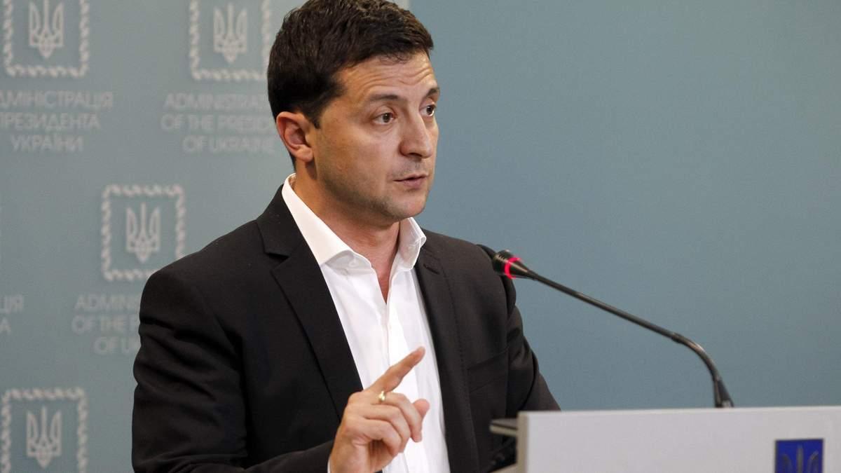 Зеленський про нестачу медичних масок в Україні