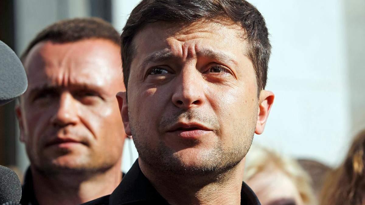 Зеленский о недостатке медицинских масок в Украине