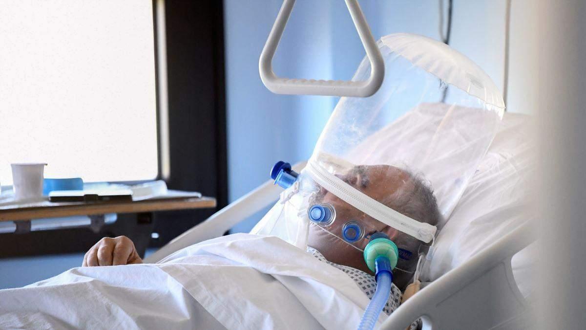 В Украине выбрали 240 больниц для пациентов с коронавирусом: там есть аппараты ИВЛ