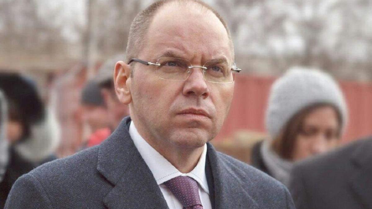 Степанов Максим – новый глава МОЗ – решение Рады