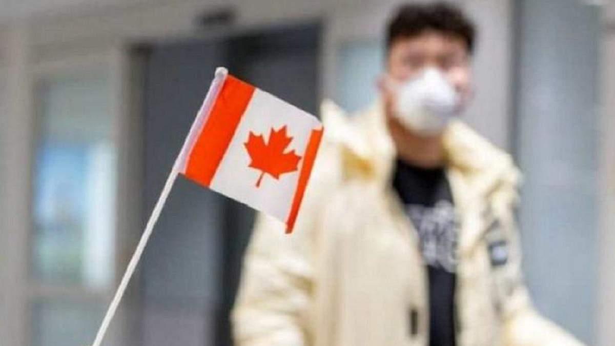 В Канаде растет количество заражений коронавирусом