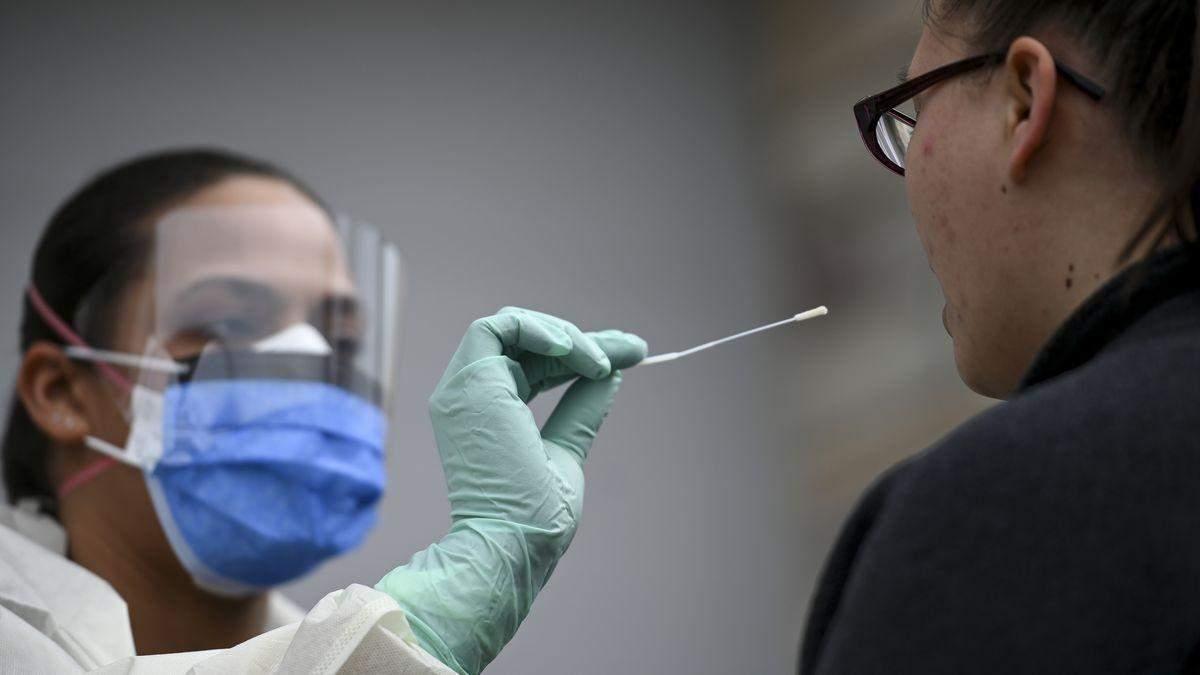 На Буковине от коронавируса лечится итальянец